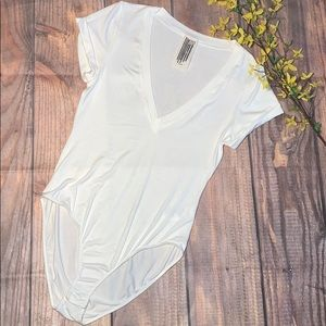 Free People Body Suit Medium